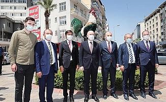 """Bakan Karaismailoğlu: """"Biz bir ekibiz"""""""