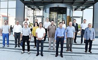 Denizli'de Teknik Tekstile Dönüşüm Projesi'nde saha çalışmaları başladı