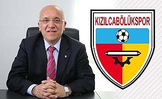 Ceşen, Kızılcabölükspor'a başarı diledi