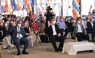 Denizli AK Parti'de kongreler devam ediyor