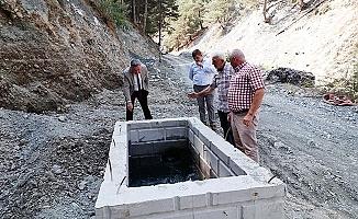Honaz Belediyesinin yeni sulama projesi hayata geçti