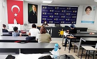 İYİ Parti Denizli'de takı tasarım kursu