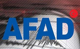 AFAD'tan uyarı