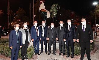 """Bakan Varank: """"Denizli Büyükşehir hizmet destanları yazıyor"""""""