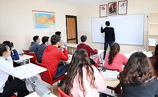 Büyükşehir'de LGS ve YKS kurs kayıtları başladı