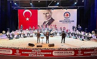 Büyükşehir'den online Cumhuriyet Bayramı konseri