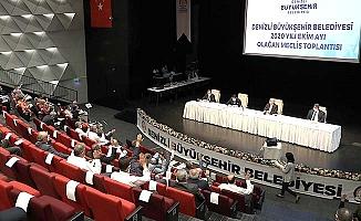 Büyükşehir Meclisi'nden Ermenistan'a kınama
