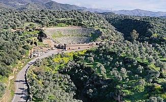 Nysa Antik Kenti GEKA'nın desteğiyle kültür turizminin yeni rotası oluyor