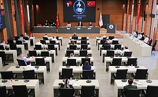 Pamukkale Belediye Meclisi'nden Azerbaycan'a destek