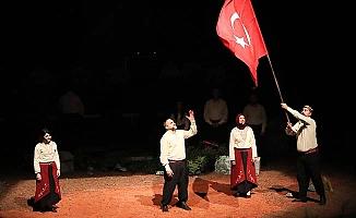 Pamukkale Belediyesi'nden 29 Ekim'e özel gösteri: İşgalden Cumhuriyet'e