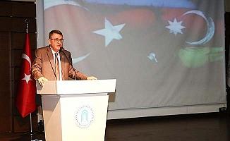 Rektör Vekili Kutluhan, AYBÜ'nün Akademik Yıl açılış törenine katıldı