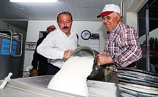 Şahin Tin'den süt üreticilerine 16 Milyonluk müjde!