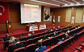 Denizli'de Kadına Yönelik Şiddetle Mücadele Koordinasyon İzleme ve Değerlendirme Toplantısı gerçekleştirildi