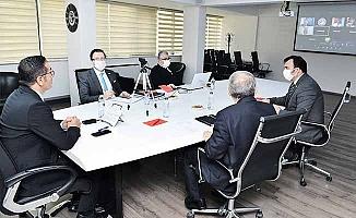 DTO'nun Denizli'de Teknik Tekstil Projesi Online Paydaş Çalıştayı'na 181 firma katıldı