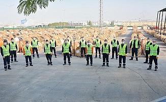 Denizli İŞKUR'un eğitim programı ile 20 kişi daha iş sahibi oldu
