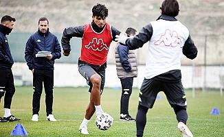 Denizlispor, Sivasspor maçı hazırlıklarını sürdürüyor