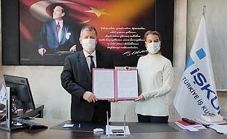 Engellilere yönelik meslek eğitim projesinin protokolü imzalandı