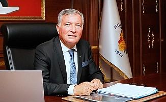 Başkan Kepenek'in Covid-19 testi pozitif çıktı