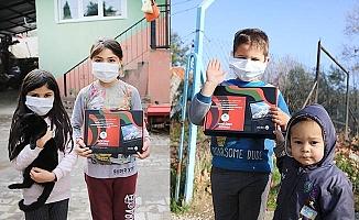 Pamukkale'de 2000 tablet yerlerine ulaştı