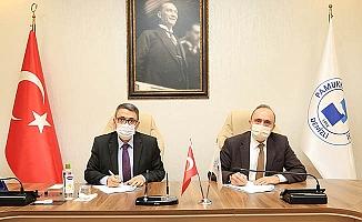 PAÜ ile Öz-Sağlık İş Sendikası arasında toplu iş sözleşmesi imzalandı