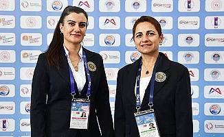 PAÜ Öğretim Üyeleri Avrupa Şampiyonasında görev alıyor