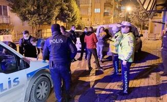 6 bin TL'lik cezadan kaçarken 22 bin lirasından oldu