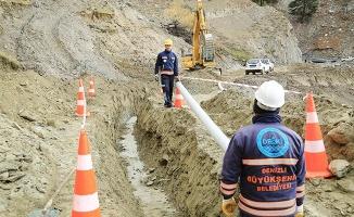 Büyükşehir DESKİ'den Kelleci ve Bekirler'e 3 yeni içme suyu kaynağı