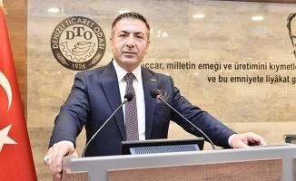 """""""Denizli, ticarette de Türkiye'nin A takımında"""""""
