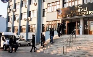 Denizli'de 14 kişiye borç para vererek mağdur eden 3 şüpheli tutuklandı