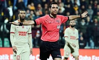 Denizlispor - Hatayspor maçının hakemi belli oldu