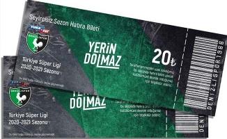 Denizlispor, 'Sezonluk Hatıra Bilet' satışı başlattı