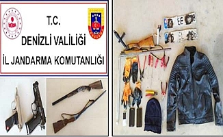 Jandarma, Denizli'de 1 yılda 9 bin 551 olayı aydınlattı