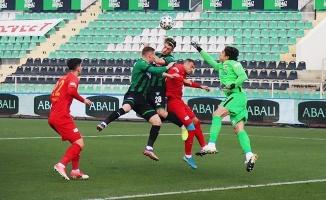 Maç sonucu: Denizlispor: 0 - HK Kayserispor: 1