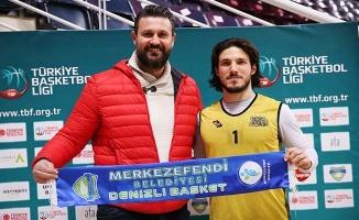 Merkezefendi Basket, Serkan Menteşe ile sözleşme imzaladı