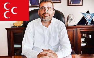MHP İl Başkanı Ziya Gökalp'ten Davutoğlu'na eleştiri