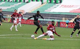Y. Denizlispor: 0 - A. Hatayspor: 2