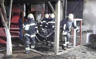 3 kişinin öldüğü restoran yangını mola sırasında meydana gelmiş