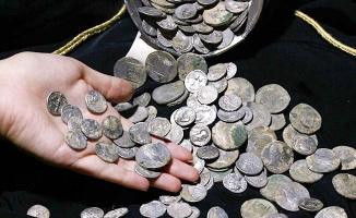 Aizanoi Antik Kenti'nde özel bir sikke koleksiyonu bulundu