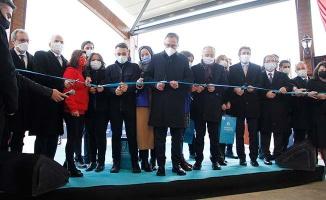 Bakan Kasapoğlu PAÜ Genç Ofis'in açılışını gerçekleştirdi