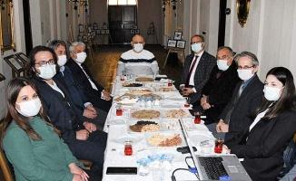 Dijital Turizm Toplantısı Buldan'da yapıldı