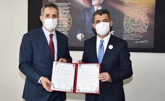 Fikri ve Sınai Mülkiyet Hakları Eğitimleri Protokolü imzalandı