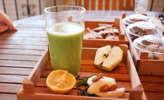 Pratik tariflerle doğal ve sağlıklı beslenmek mümkün