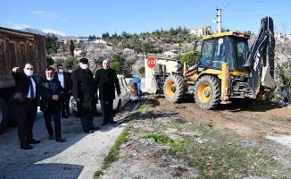 Başkan Şevik, normalleşme sürecinde sanayi bölgesindeki çalışmaları inceledi