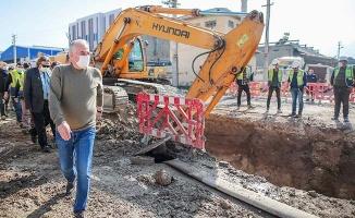 """Başkan Zolan: """"Denizli'de altyapı sorunu yaşayan tek bir mahalle kalmayacak''"""