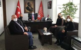 CHP İl Yönetimi çalışmalarına hız verdi