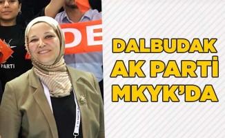 Dalbudak AK Parti MKYK'da