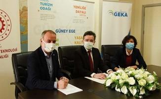 DSO ve GEKA işbirliği ile Denizli Büyük Veri Dijitalleşme Merkezi kurulacak