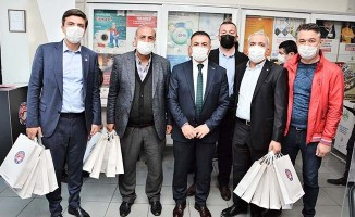 DTO Başkanı Erdoğan,  Türkiye'ye örnek oldu