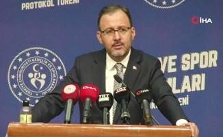 Gençlik ve Spor Bakanlığı ile Denizli arasında protokol imzalandı