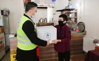 Pamukkale Belediyesinden kıraathane işletmecilerine destek